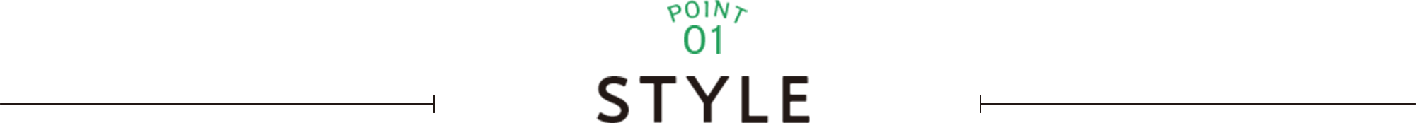 POINT01 STYLE