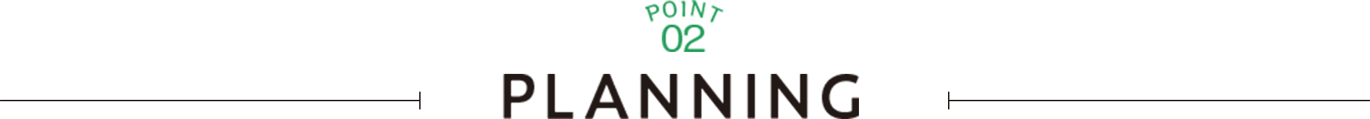 POINT02 PLANNING